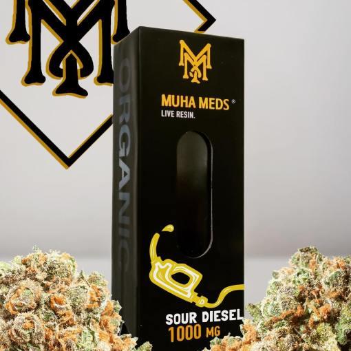 Sour Diesel Muha Meds