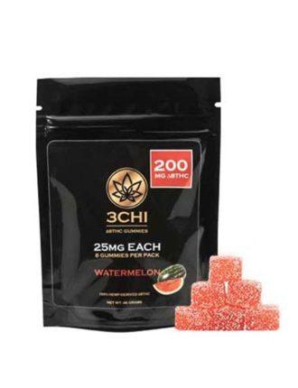 3Chi D-8 THC Gummies