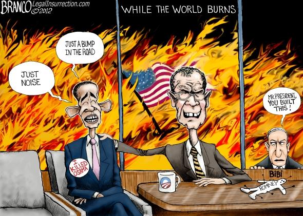 Rome Burns