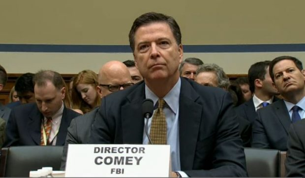 Image result for photo of fbi director WITH AGENTS