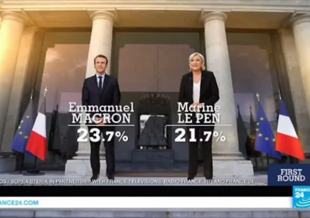 Image result for cartoons branco french elections round 1 April 23, 2017