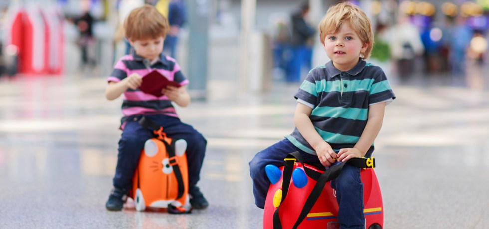 Traveling with Minor Children