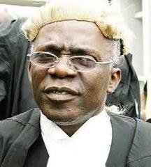 Femi Falana – Official corruption and immunity in Nigeria