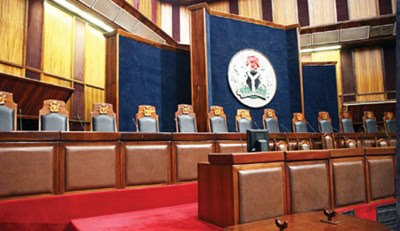 Hierarchy Of Courts In Nigeria- Adenike Adetifa
