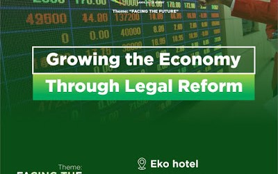Growing the Economy through Legal Reform: The Challenges and Interventions