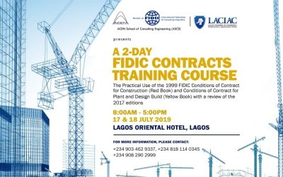 FIDIC CONTRACTS TRAINING COURSE