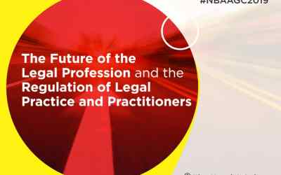 The future of the Legal Profession and the regulation of legal practice and practitioners