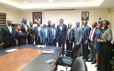 NBA Ikeja And Office of The Attorney- General of Lagos State Pledge Cordial Partnership