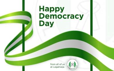 Happy Democracy Day 2020