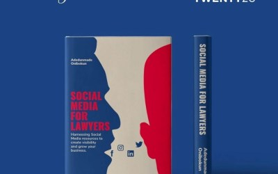 """Adedunmade Onibokun Set To Launch 2nd Book Titled """"Social Media For Lawyers"""""""