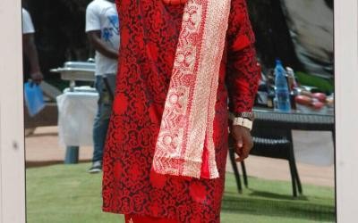 Renowned Nollywood Actor & Legal Practitioner, Dr. Kenneth Okonkwo (a.k.a Andy Okeke) Drums Support For Dele Adesina SAN