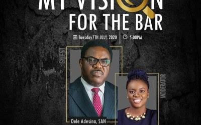 Webinar: My Vision for the Bar
