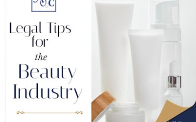 Legal Tips for Businesses In The Beauty Industry | AOC Legal