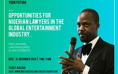 Opportunities For Nigerian Lawyers In The Global Entertainment Industry