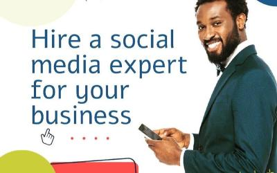 Hire A Social Media Expert For Your Business