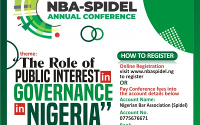 #NBASpidel2021: Special Invitation To Participate At The NBA Section On Public Interest And Development Law Annual Conference