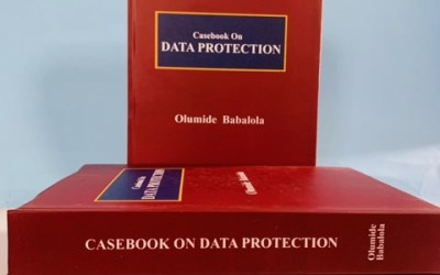 Order Now: Casebook On Data Protection By Olumide Babalola