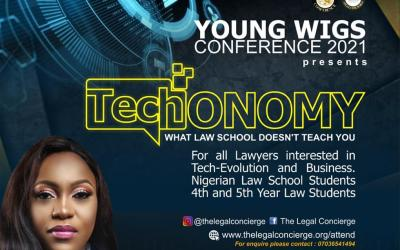 Young Wigs Conference 2021: Save The Date