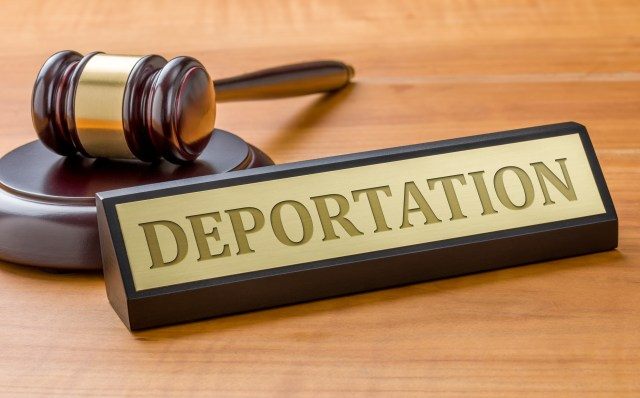 Immigration, Crime & Deportation
