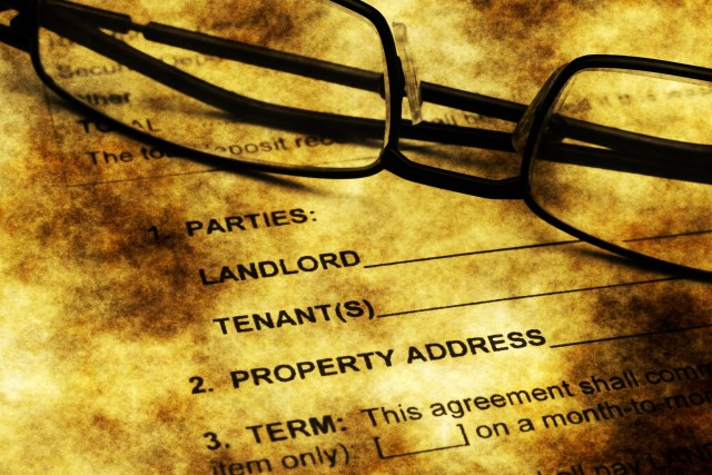 New Jersey Landlord-Tenant Law