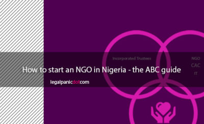 How to start an NGO in Nigeria - the ABC guide
