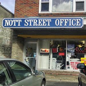 nott street office