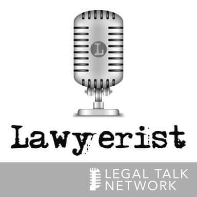 Adriana Guests on The Lawyerist Podcast