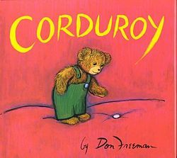 Corduroy the Bear in Melbourne Florida
