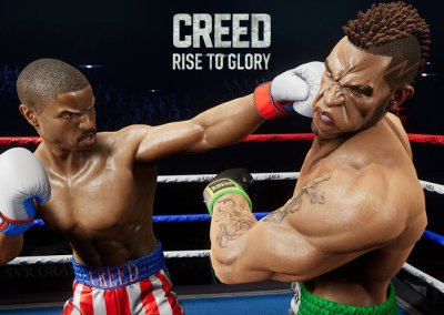Creed Rise of glory