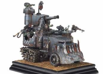 10Warhammer 40,000 Vehicle