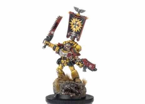 1Warhammer 40,000 Single Miniature