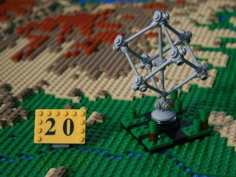 Lego monumenti 20