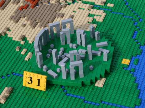 Lego monumenti 31