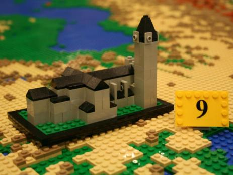 Lego monumenti 9