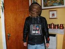 Vader Adidas 5