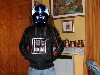 Vader Adidas 8