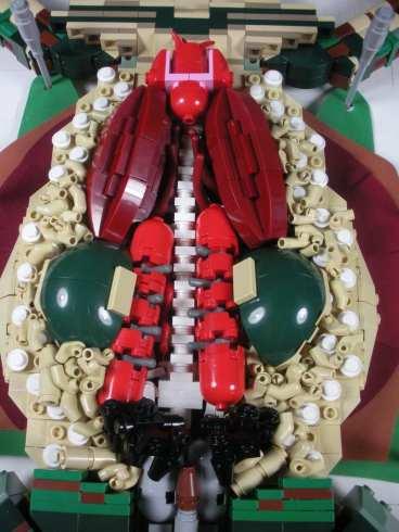 Frog lego 5