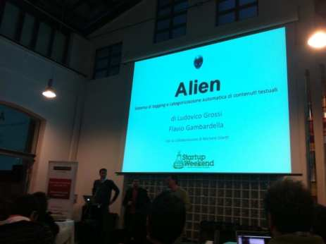 Pitch di Alien