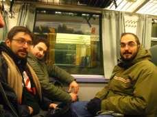 Trenino con Bradipo