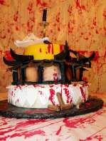 Kill Bill Cake 4