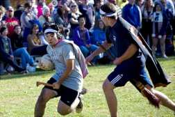 Fictitious Harry Potter Sport Quidditch Comes To Real Life