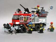 zombie lego van 2
