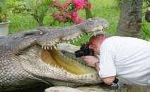1 fotografo coccodrillo