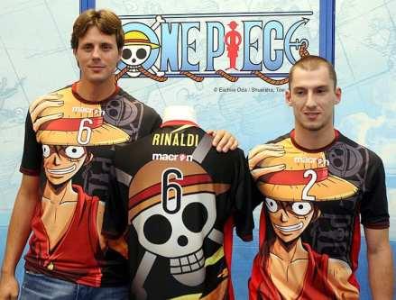 Maglia One Piece 2008