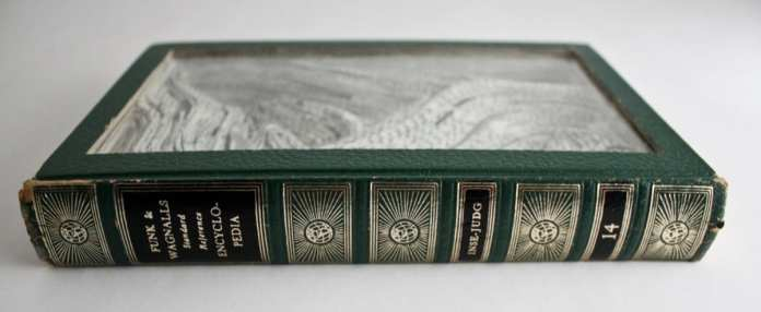 Book Carving 5