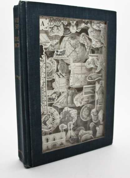 Book Carving 9
