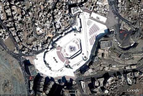 mecca foto aerea