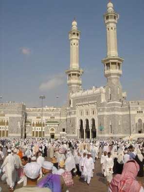 entrata moschea mecca