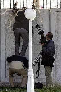 fotografo scavalcare