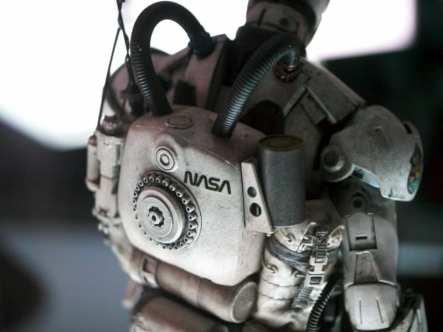iron man nasa detail